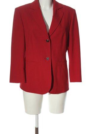 Steilmann Klassischer Blazer rosso stile professionale