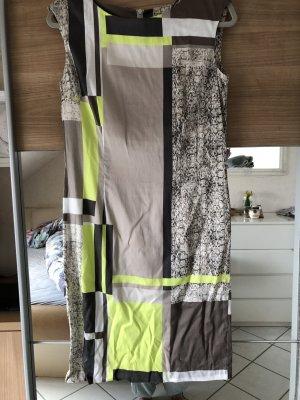 Steilmann Sheath Dress multicolored cotton