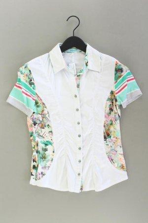 Steilmann Short Sleeved Blouse multicolored cotton