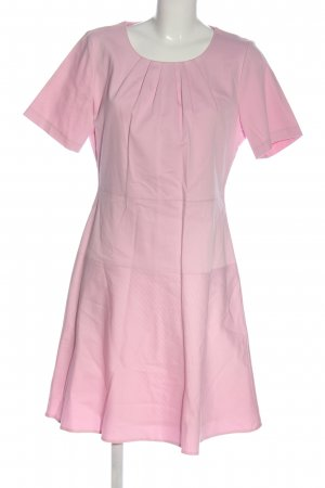 Steilmann Kurzarmkleid pink Casual-Look
