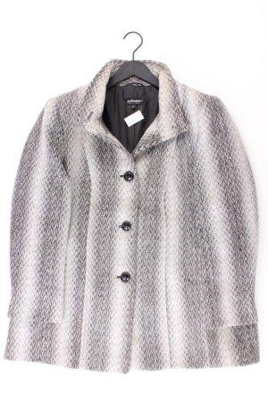 Steilmann Mantel Größe 46 grau aus Polyester