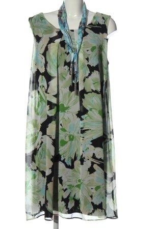 Steilmann Mini Dress flower pattern casual look