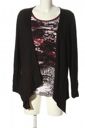 Steilmann Oversized Shirt grafisches Muster Casual-Look