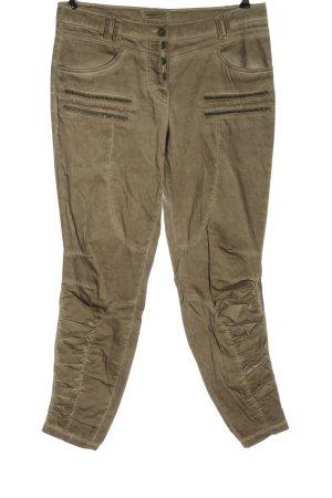 Steilmann Jeans a sigaretta marrone stile casual