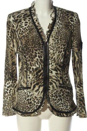Steilmann Shirt Jacket animal pattern casual look