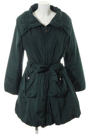 Steilmann Quilted Coat khaki business style