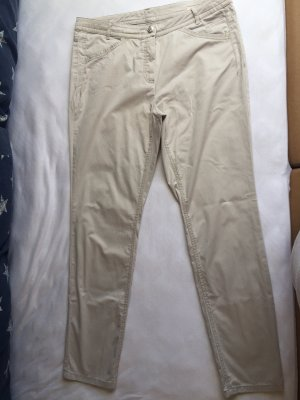 Steilmann Breeches light grey cotton