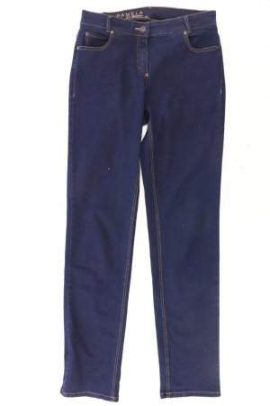 Steilmann Jeans a gamba dritta blu-blu neon-blu scuro-azzurro