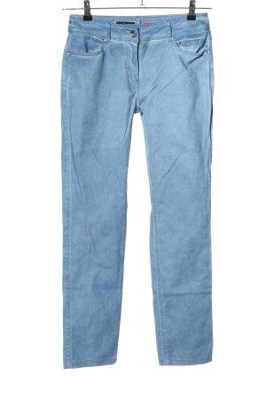 Steilmann Straight-Leg Jeans blau Casual-Look
