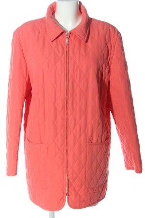 Steilmann Übergangsjacke pink Steppmuster Casual-Look