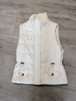 Steilmann Quilted Gilet natural white