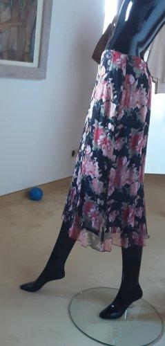 Steinbock Tirol Silk Skirt multicolored