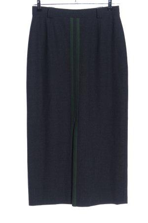 Steinbock Tirol Maxi Skirt black business style