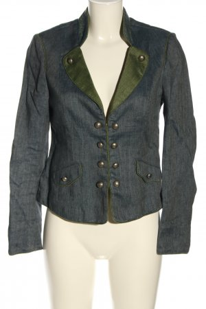 Steinbock Traditional Jacket light grey-bronze-colored casual look