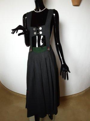 Steinbock Tirol Tradycyjna spódnica Wielokolorowy