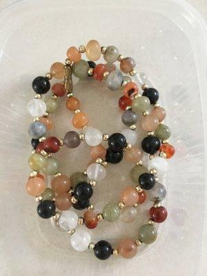 Steinkette Halskette wunderschön