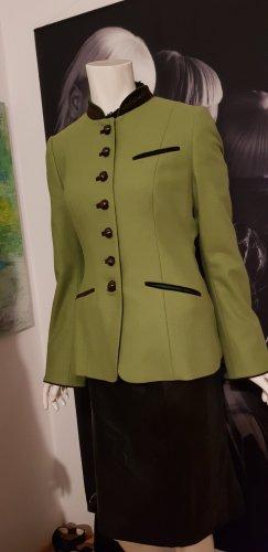 Gaisberger Blazer en laine vert gazon