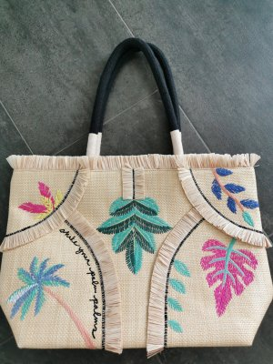 Stella&dot Antibes Tote Shake your Palms Palms