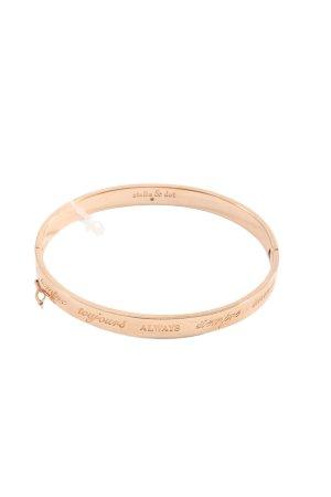 Stella & Dot Bracelet de bras doré style d'affaires