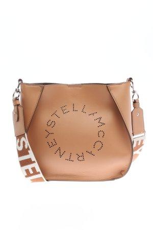 "Stella Maccartney Schultertasche ""Logo Shoulder Bag"" nude"