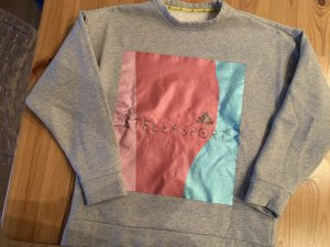 Adidas by Stella McCartney Sweatshirt multicolore