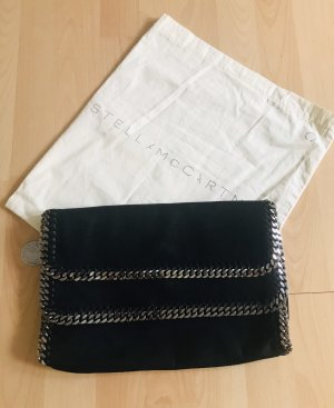 Stella McCartney Handbag black-silver-colored