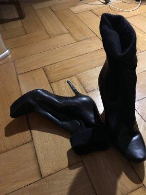 Stella McCartney Slip-on Booties black