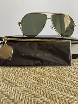 Stella McCartney Glasses bronze-colored-gold-colored