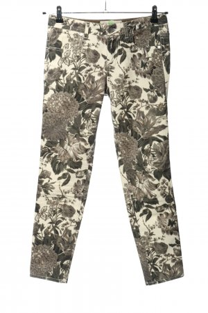 Stella McCartney 7/8 Jeans Allover-Druck Casual-Look