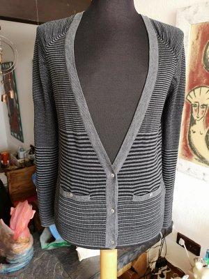 Adidas by Stella McCartney Kurtka z dzianiny czarny-szary