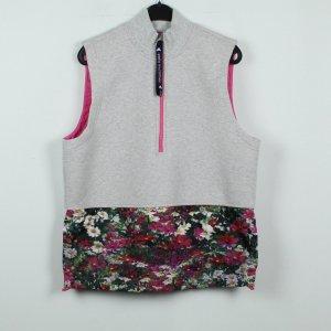 Adidas by Stella McCartney Sweat Shirt light grey-pink mixture fibre