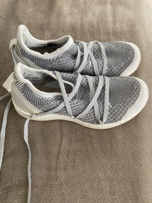 Adidas by Stella McCartney Zapatillas deslizantes gris claro-blanco