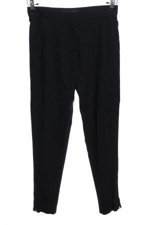 Stella McCartney Pantalon zwart Wol