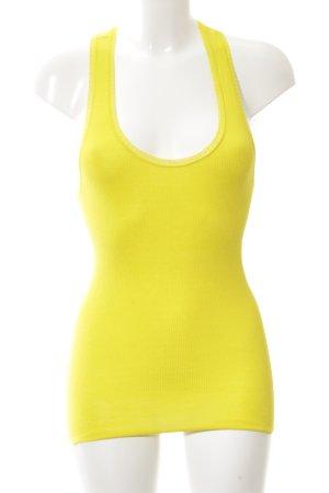 Stella McCartney Basic topje geel casual uitstraling