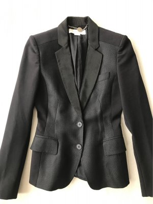 Stella McCartney Wollen blazer zwart