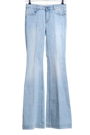 Stella McCartney Boot Cut Jeans blau Casual-Look