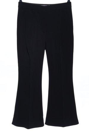 Stella McCartney Pantalon à pinces noir style d'affaires