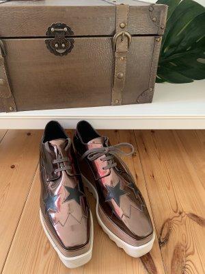 Stella McCartney Sneakers met hak veelkleurig
