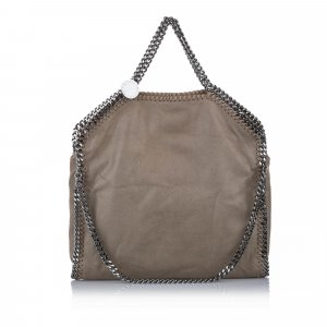 Stella McCartney Falabella Fold-Over Tote Bag