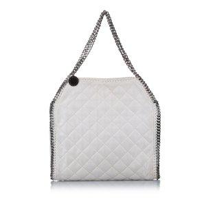 Fornarina Tote white leather