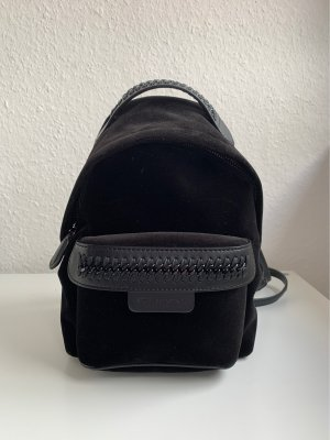 Stella McCartney Falabella Mini Rucksack aus Samt