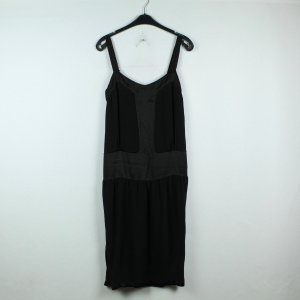 STELLA MCCARTNEY FOR H&M Seidenkleid Gr. 38 schwarz (19/11/401*)