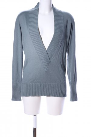 Stella McCartney for H&M Wollpullover hellgrau Casual-Look