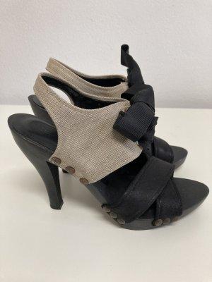 Stella McCartney Gr.38 Plateau High Heels