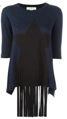 Stella McCartney halbarm Shirt