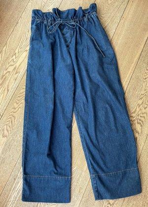 Stella McCartney Baggy Pants multicolored cotton