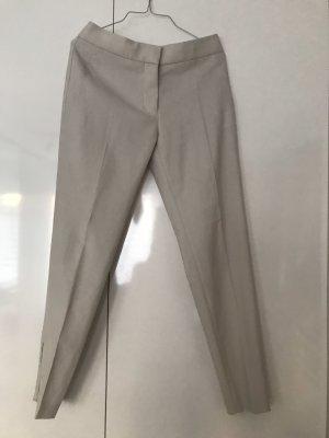Stella McCartney 7/8 Length Trousers light grey-white wool