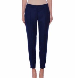 Stella McCartney Pantalone a 7/8 blu
