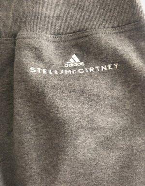 Stella McCartney for Adidas Pantalon de sport argenté coton