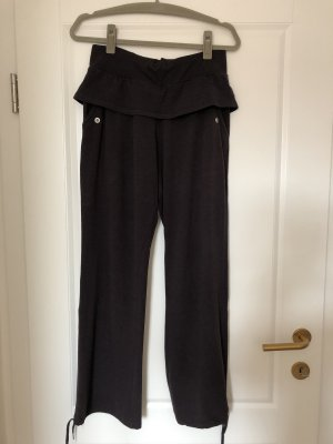 Adidas by Stella McCartney Sweat Pants brown violet